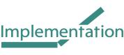 株式会社Implementation ロゴ画像